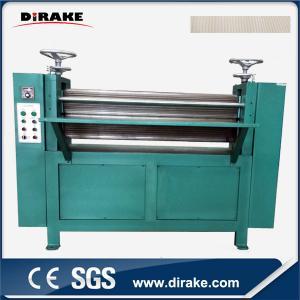 China corrugated machine to produce tranformer insulation corrugated paper wholesale