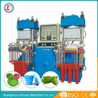 Buy cheap Time Efficient 300 ton Vacuum Vulcanizing Machine with Solid State Relay from wholesalers