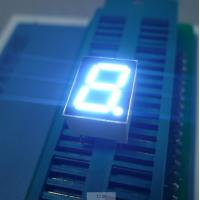 China 0.39 Inch Common Anode 7 Segment Display Black Face For Digital Indicator wholesale