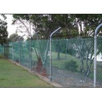 China Green PVC COATED Chain wire fencing 1.2 mx20m / Chain Mesh / Chain Link Panels wholesale
