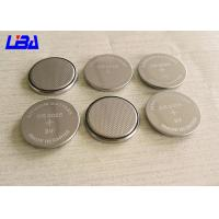 Quality Transceivers And Radios CR 2025 Button Cell Battery , 160mAh 2.4g Lithium Coin for sale