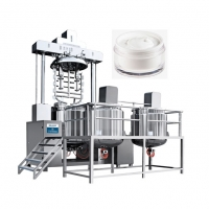 China Emulsifying 63R/MN Cosmetic Making Machine/Manage Ltem: Vacuum Homogenizing Emulsifiers, High Shear Liquid Detergent Mix wholesale