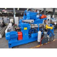 China CPM Ruiya Extrusion Cable Extruder Machine With Special Designed Hot Die Face wholesale