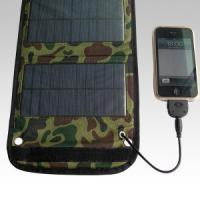 China China Solar Energy /Folding Portable USB Mobile Phone Solar Panel Charger wholesale