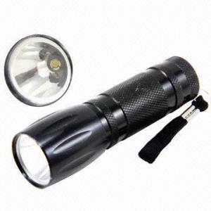 China LED flashlights, measures 106 x 33 mm wholesale