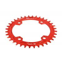 China Red Anodized Bike Sprocket / Freewheel CNC Machining Parts for Road Bicycle wholesale