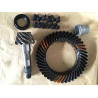 China Differential Toyota Ring And Pinion Gears , Crown Wheel And Pinion Gear 20CrMnTi Material on sale
