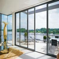 China aluminum sliding door sale Direct from the manufacturer exterior sliding doors wholesale
