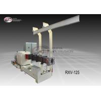China Aquafeed Twin Screw Polymer Extrusion Machine For Fishery industry 125mm Diameter wholesale