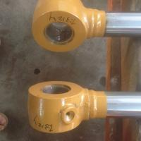 China Caterpillar cylinder, cat E312 bucket hydraulic cylinder rod,  earthmoving spare parts wholesale
