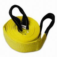 China 3-inch Recovery Tow Strap with 10-inch Cordura Eyes wholesale
