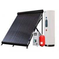 China 200L Tube Separate Pressurized Solar Water Heater With Heat Pipe Solar Collector wholesale