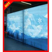 China Eco solvent Front Printing Backlit Film on sale