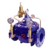 China High Sensitivity Water Pressure Reducing Valves / Regulator , Pilot Operated wholesale