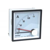 China Maximum Demand Analogue Panel Meters , Accuracy Class 3.0 Ammeter wholesale