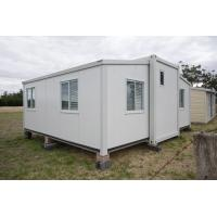China Portable 20ft and 40ft designed folding prefab container movable house wholesale