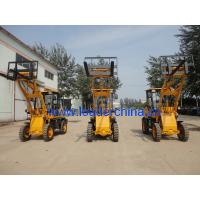 small loader/front end loader/CE wheel loaders with bucket capacity:0.6t/0.3cbm