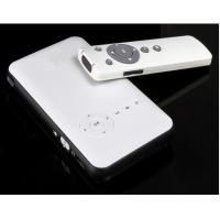 China Hot sales pocket projecots,100lumens with android 4.4,over 2.5hrs movies playing via battery wholesale