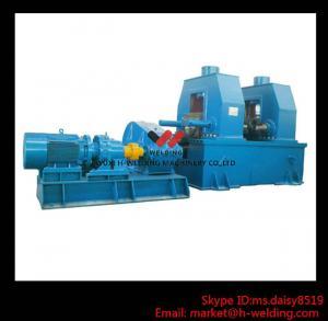 China High Power Hydraulic Heavy Duty H Beam Flange Straightening Machine High Speed wholesale
