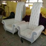 Pedicure Chair Foot Spa Massage Used Beauty Nail Salon Furniture Luxury Foot Massage Sofa