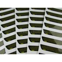 Quality Electronic self-adhesive label for sale