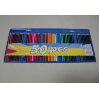 China 48 color Promotional fashion colorful drawing pencil wholesale