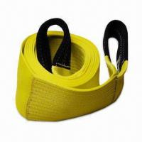 China Towing Equipment with Full Cordura Wrap Eyes to Prolong the Life of the Strap wholesale