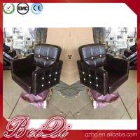 China Antique styled salon styling chairs classic barber chair hair salon cheap hair cutting chairs price wholesale