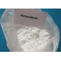 China Anti-Inflamatory Pharmaceutical White Powder IPF Pirfenidone CAS 53179-13-8 wholesale