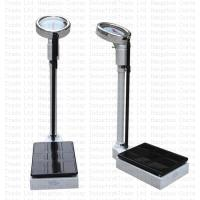 China Mechnical weight scale with height rod wholesale