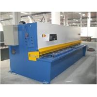 China Plate Sheet Metal CNC Swing Hydraulic Shearing Machines Bosch-Rexroth / Siemens Motor wholesale