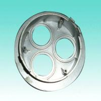 China High Precision Milling / Grinding Aluminum Light Cover CNC Machined Parts For GM, VW, FA wholesale