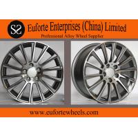China 19inch Gun Metal Machine Face Mercedes Benz Wheel for S Series With Aluminum Alloy wholesale