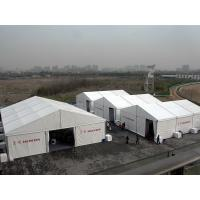China 12m Span Water Resistant Small Aluminum Structures Event Tents For Car Show wholesale