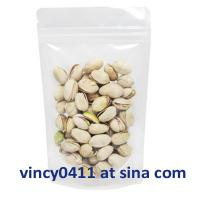 China 1oz Clear Stand up Coffee Bag With Zipper wholesale