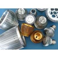 China Round aluminum CPU, power, LED light lamp heatsink extrusions manufacturer wholesale