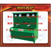 China high quality WQ-A three with valve test bench with advanced technology wholesale