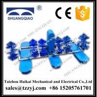 Buy cheap high effeciency paddle wheel aerator, pond aerator made in China, shrimp farming from wholesalers