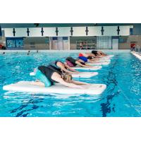China 2m - 12m length Inflatable Yoga Mat aqua fitness board Environmental friendly wholesale