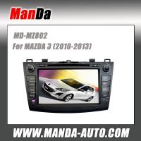 China double din car stereo for MAZDA 3 (2010-2013) in car satnav media gps satellite radio fm am usb sd dvd car hifi on sale