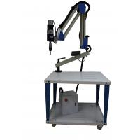 China Big Mould Electric Flexible Arm Tapping Machine With Tapping Range Upto M36 wholesale