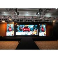 China High Resolution P3 Indoor Full Color LED Display with Aluminum Die Casting Rental Cabinet on sale