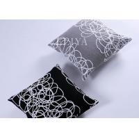 Quality OEM Customized Decorative Square Hotel Comfort Pillows / Cushion Bolster for Sofa for sale