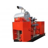 China 24KW Cummins Natural Gas Generator , Open Type , 4 Cylinders on sale