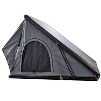 China Double Layers Hard Shell Triangle Off Road Roof Tent For Campers wholesale