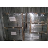 China Construction 2 X 2 Welded Wire Mesh Panels Security For Commercial Grounds wholesale