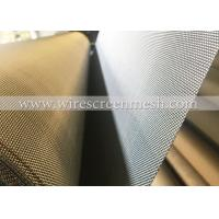 China High Strength Stainless Steel AISI304 Wire Screen Mesh High Temperature Oxidation Resistance For Petroleum Equipment wholesale