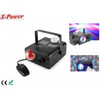China Portable 400 W LED Fog Machine For Disco / Movie Scene / Road Shows wholesale