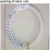China Straight Type Razor Wire CBT-65 wholesale