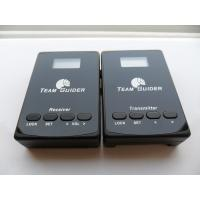 China L8 Mini Handheld Wireless Tour Guide System Transmitter And Receiver For Exhibition wholesale